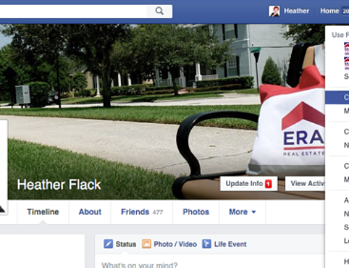 How to Create a Facebook Page forReal Estate Marketing & Farming