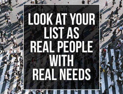 It's Not a List, It's a Relationship