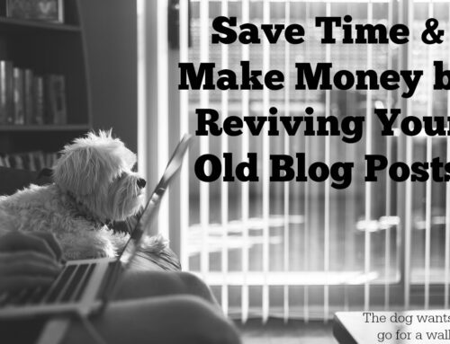 Revive Old Blog Posts   Chapter #3